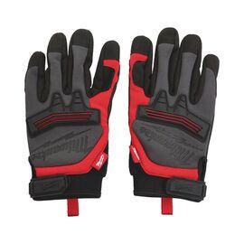 Рабочие перчатки Milwaukee DEMOLITION GLOVES SIZE L - 48229732, Вариант модели: L, фото