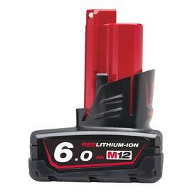 Аккумулятор Milwaukee M12 B6 - 4932451395, Вариант модели: M12 B6, фото