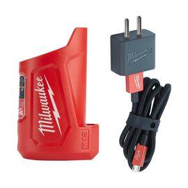Зарядное устройство Milwaukee M12 TC - 4932459450, Вариант модели: M12 TC, фото