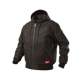 Куртка с капюшоном Milwaukee WGJHBL L - 4933459437, фото