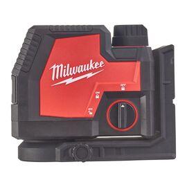 Аккумуляторный лазерный нивелир Milwaukee L4 CLLP-301C - 4933478099, Вариант модели: L4 CLLP-301C, фото