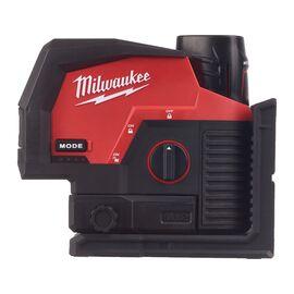Аккумуляторный лазерный нивелир Milwaukee M12 CLLP-301C - 4933478100, Вариант модели: M12 CLLP-301C, фото