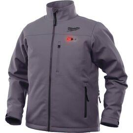 Куртка с подогревом Milwaukee M12 HJ GREY3-0 L - 4933451593, фото