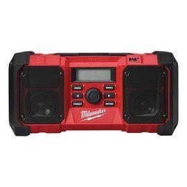 Аудиосистема Milwaukee M18 JSR-0 DAB PLUS - 4933451251, Вариант модели: M18 JSR-0 DAB PLUS, фото