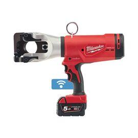 Аккумуляторный гидравлический кабелерез Milwaukee M18 ONE-KEY™ FORCE LOGIC™ HCC45-522C - 4933459266, Вариант модели: M18 HCC45-522C, фото