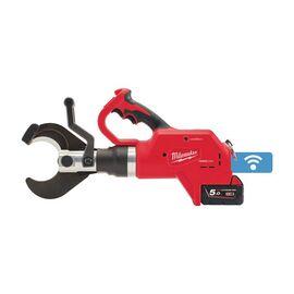 Аккумуляторный гидравлический кабелерез для подземных кабелей Milwaukee M18 ONE-KEY™ FORCE LOGIC™ HCC75-502C - 4933459269, Вариант модели: M18 HCC75-502C, фото