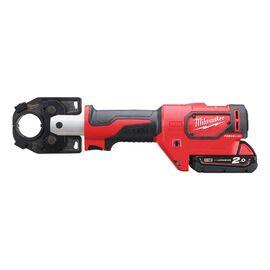 Аккумуляторный гидравлический инструмент для опрессовки кабеля Milwaukee M18 ONE-KEY™ FORCE LOGIC™ HCCT-201C - 4933451194, Вариант модели: M18 HCCT-201C, фото