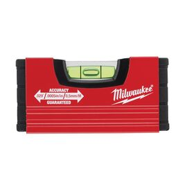 Карманный уровень Milwaukee MINI 10 CM - 4932459100, фото