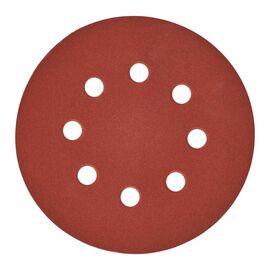 Шлифовальный диск Milwaukee 125MM HOOK AND LOOP GR 240 25 PCS - 4932371400, фото