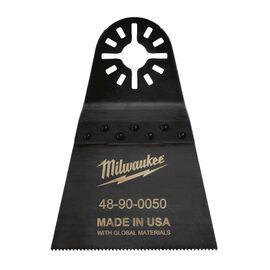 Биметаллическое полотно Milwaukee 64 MM BI-METAL WIDE BLADE 1 PC - 48900050, фото