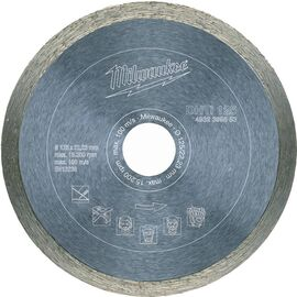 Алмазный диск Milwaukee DHTi 125 - 4932399553, фото