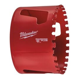 Алмазная коронка Milwaukee DIAMOND PLUS 68 mm - 49565664, фото