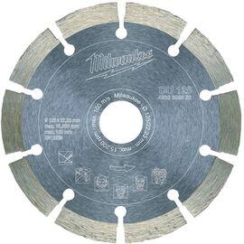 Алмазный диск Milwaukee DU 125 - 4932399522, фото