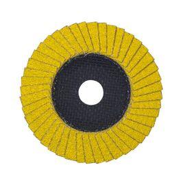 Керамический лепестковый диск Milwaukee FLAP DISC CERA TURBO 125 MM - 4932430408, фото