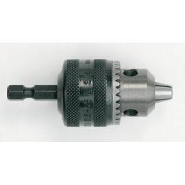 Ключевой кулачковый патрон Milwaukee 0.5-6.5-¼˝ HEX - 4932314867, фото