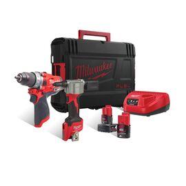 Набор инструмента Milwaukee M12 FPP2S-422X - 4933471682, фото