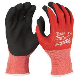 Перчатки с защитой от порезов Milwaukee CUT LEVEL 1 GLOVES SIZE M - 4932471416, Вариант модели: M, фото