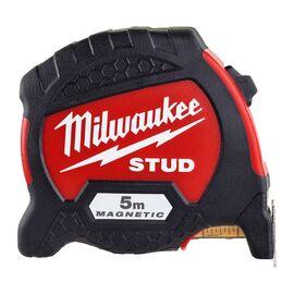 Рулетка с магнитом Milwaukee STUD™ GEN II 5m - 4932471626, фото