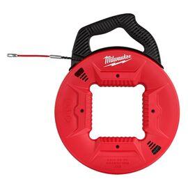 Протяжка для кабеля изолированная Milwaukee POLYESTER FISH TAPE 15M - 4932472118, фото
