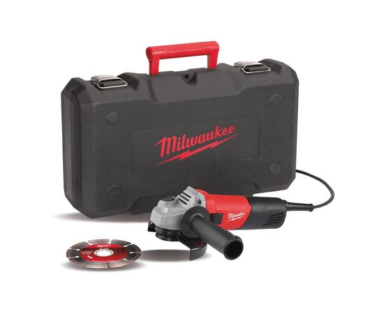 Углошлифовальная машина Milwaukee AG 800-115 E D-SET - 4933451216, фото