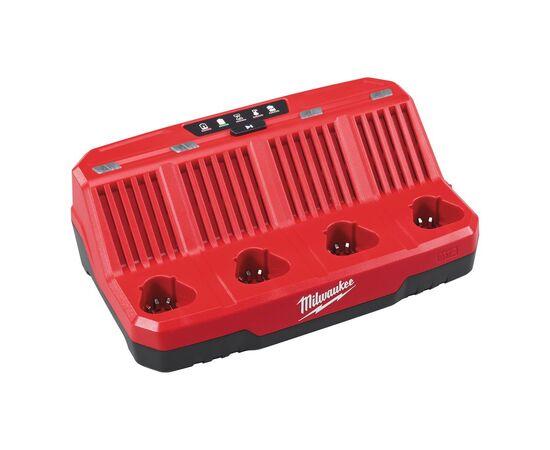 Зарядное устройство Milwaukee M12 C4 - 4932430554, Вариант модели: M12 C4, фото