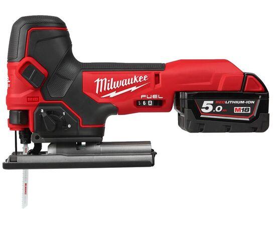 Аккумуляторный лобзик Milwaukee M18 FBJS-502X - 4933464800, Вариант модели: M18 FBJS-502X, фото