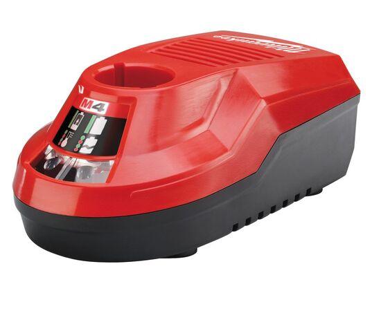 Купить Зарядное устройство Milwaukee M4 C - 4932352958, 1 на официальном сайте Milwaukee redtool.by (milwaukeetool.by)