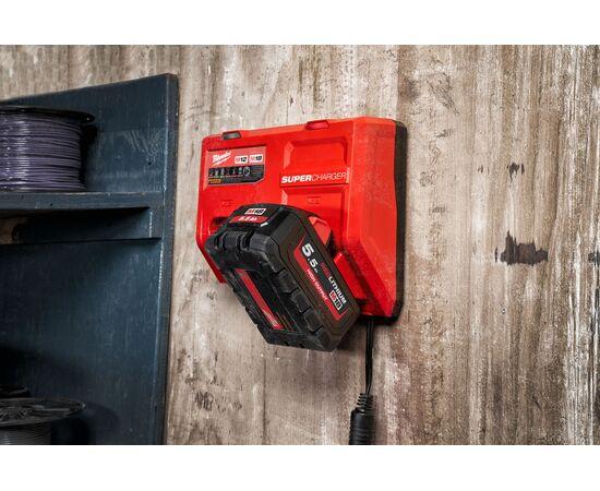 Сверхбыстрое зарядное устройство Milwaukee M12-18SC - 4932471736, фото , изображение 9