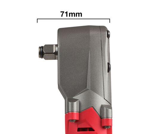 Аккумуляторный компактный угловой импульсный гайковерт Milwaukee M12 FRAIWF38-0 - 4933471700, фото , изображение 4
