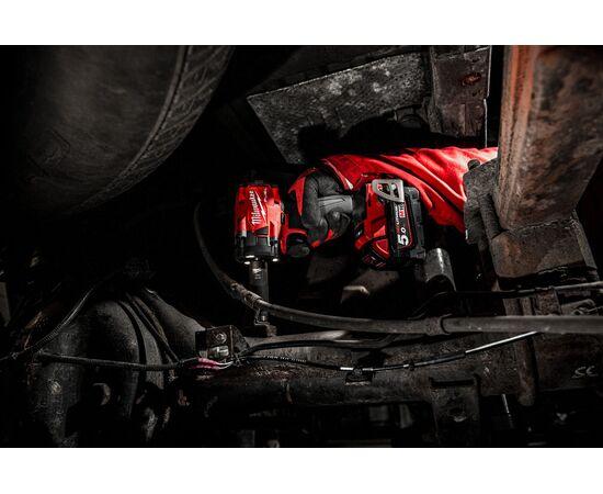 Аккумуляторный импульсный гайковерт Milwaukee M18 FIW2F12-502X - 4933478444, фото , изображение 5