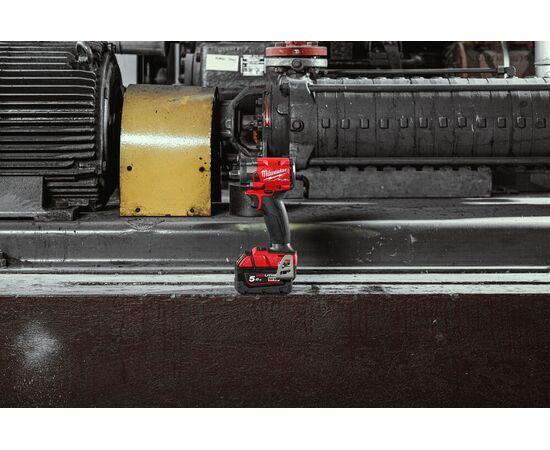 Аккумуляторный импульсный гайковерт Milwaukee M18 FIW2F12-502X - 4933478444, фото , изображение 9