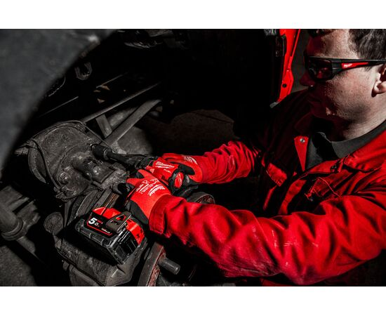 Аккумуляторный импульсный гайковерт Milwaukee M18 FIW2F12-502X - 4933478444, фото , изображение 4