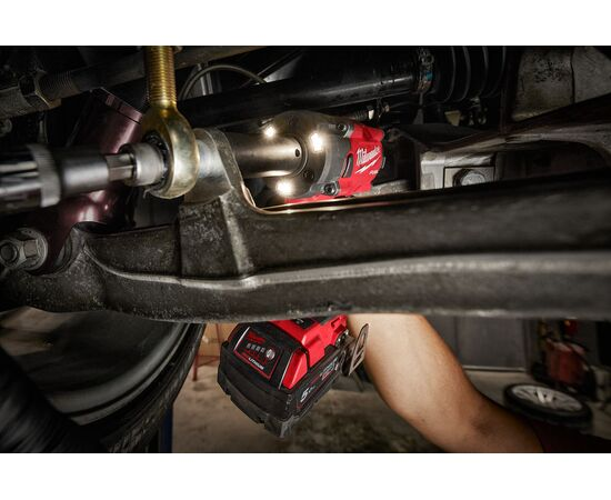 Аккумуляторный импульсный гайковерт Milwaukee M18 FIW2F12-502X - 4933478444, фото , изображение 12
