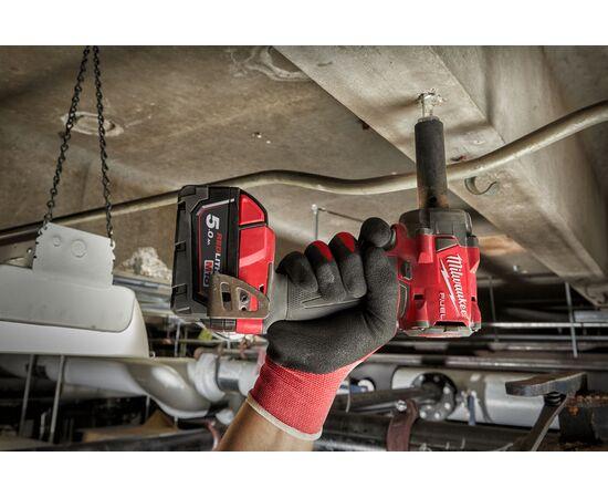 Аккумуляторный импульсный гайковерт Milwaukee M18 FIW2F38-502X - 4933478652, фото , изображение 5