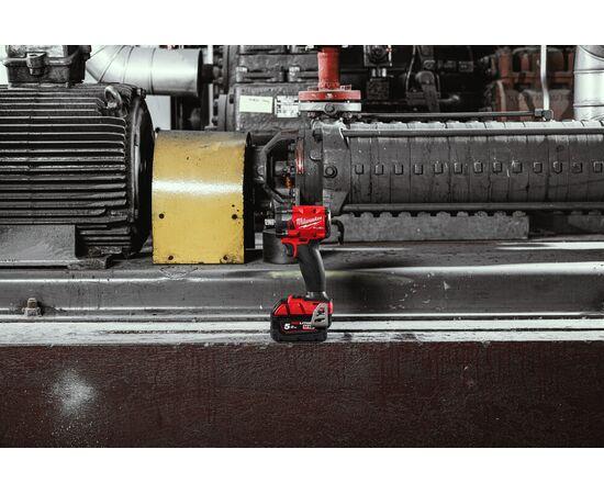 Аккумуляторный импульсный гайковерт Milwaukee M18 FIW2P12-502X - 4933478447, фото , изображение 12