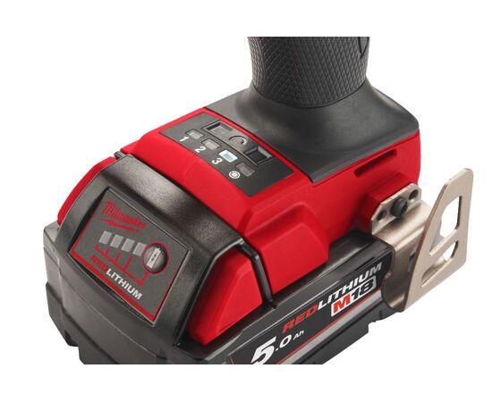 Аккумуляторный импульсный гайковерт Milwaukee M18 FMTIW2F12-502X - 4933478450, Вариант модели: M18 FMTIW2F12-502X, фото , изображение 13