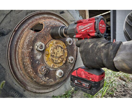 Аккумуляторный импульсный гайковерт Milwaukee M18 FMTIW2F12-502X - 4933478451, фото , изображение 13