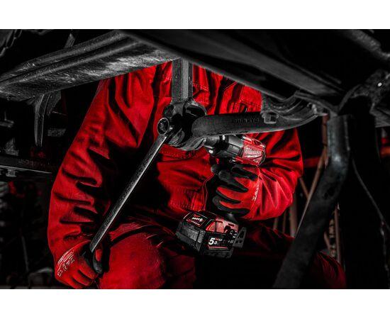 Аккумуляторный импульсный гайковерт Milwaukee M18 FMTIW2P12-502X - 4933478453, фото , изображение 5