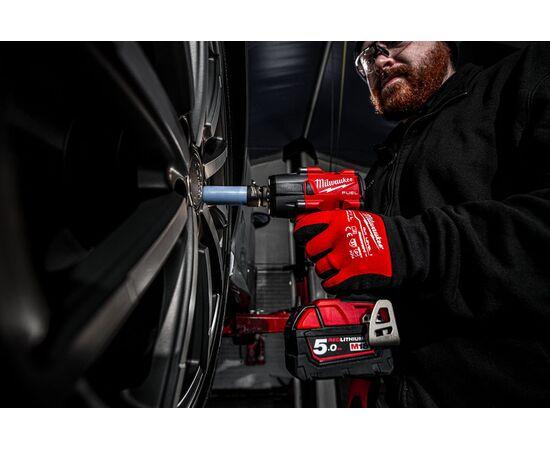 Аккумуляторный импульсный гайковерт Milwaukee M18 FMTIW2P12-502X - 4933478454, фото , изображение 3