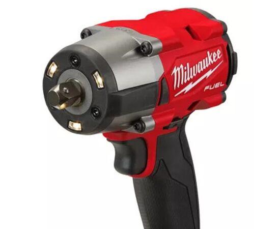 Аккумуляторный импульсный гайковерт Milwaukee M18 FMTIW2P12-502X - 4933478454, фото , изображение 2
