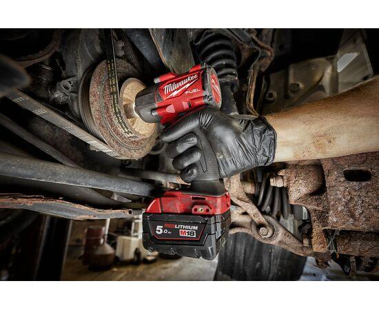 Аккумуляторный импульсный гайковерт Milwaukee M18 FMTIW2P12-502X - 4933478454, фото , изображение 9