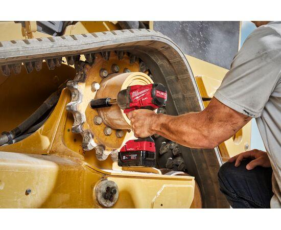 Аккумуляторный импульсный гайковерт Milwaukee M18 ONEFHIWF12E-0X - 4933478405, фото , изображение 4