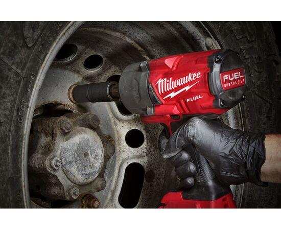 Аккумуляторный импульсный гайковерт Milwaukee M18 ONEFHIWF12E-0X - 4933478405, фото , изображение 8