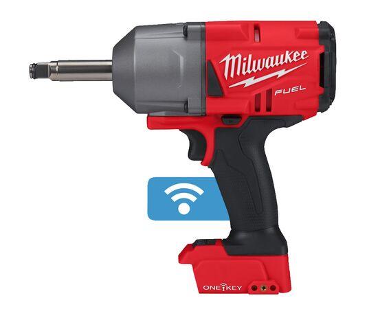 Аккумуляторный импульсный гайковерт Milwaukee M18 ONEFHIWF12E-0X - 4933478405, фото