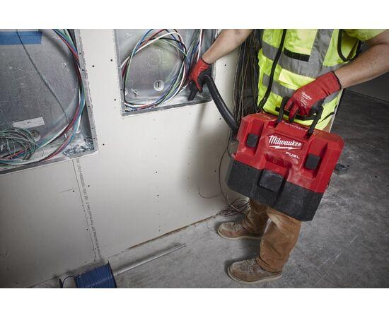 Пылесос для воды и сухого мусора Milwaukee M12 FVCL-0 - 4933478186, фото , изображение 15