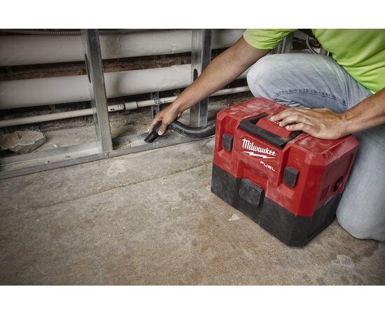 Пылесос для воды и сухого мусора Milwaukee M12 FVCL-0 - 4933478186, фото , изображение 16