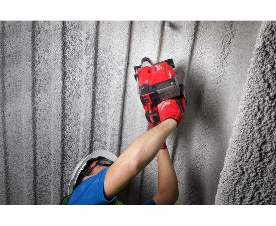 Универсальная насадка для пылеудаления класса L Milwaukee M12™ UDEL-201B - 4933471461, фото , изображение 8