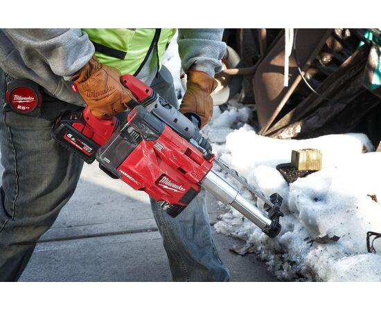 Универсальная насадка для пылеудаления класса L Milwaukee M12™ UDEL-201B - 4933471461, фото , изображение 10
