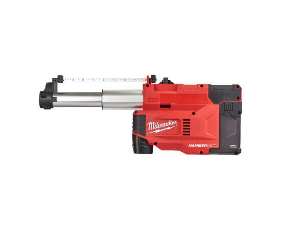 Универсальная насадка для пылеудаления класса L Milwaukee M12™ UDEL-201B - 4933471461, фото