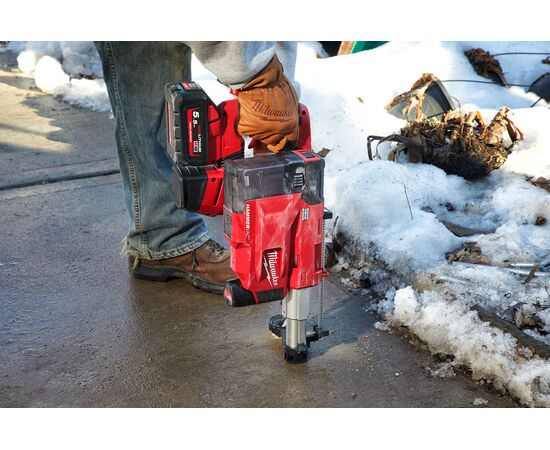 Универсальная насадка для пылеудаления класса L Milwaukee M12™ UDEL-201B - 4933471462, фото , изображение 6